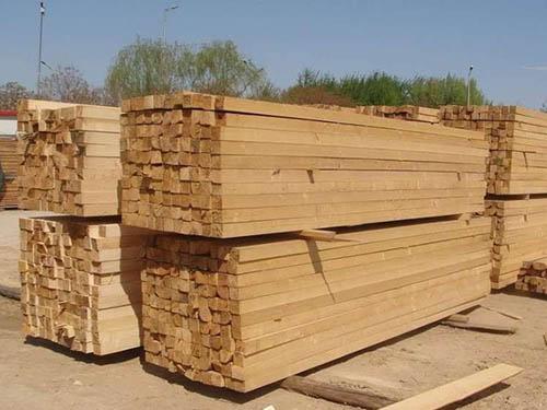 使用建筑方木要注意的問題