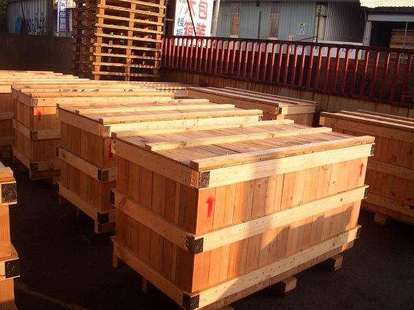 木質托盤、包裝