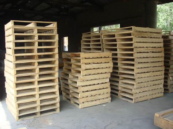 木质托盘、包装